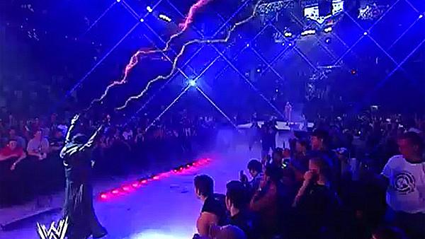 The Undertaker Lightning