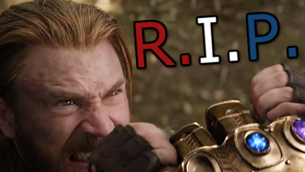 Captain America RIP