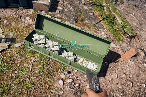 Far Cry 5 Salvage Stash