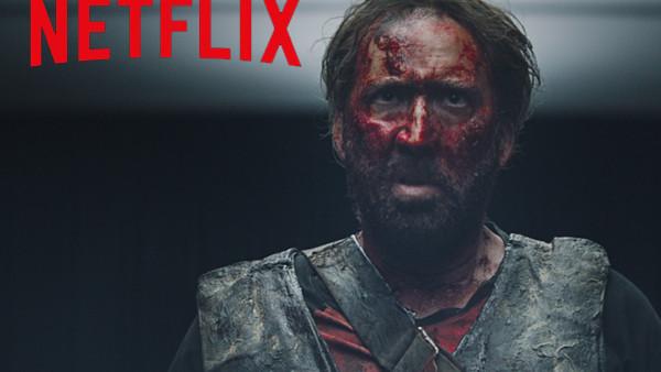 Nicolas Cage Netflix