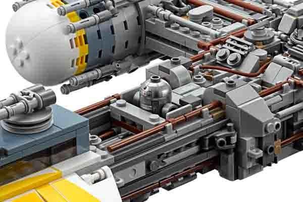 Y WIng LEGO 1