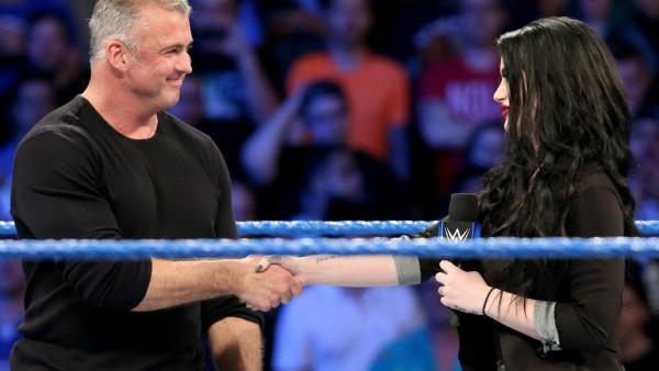 Shane McMahon Paige