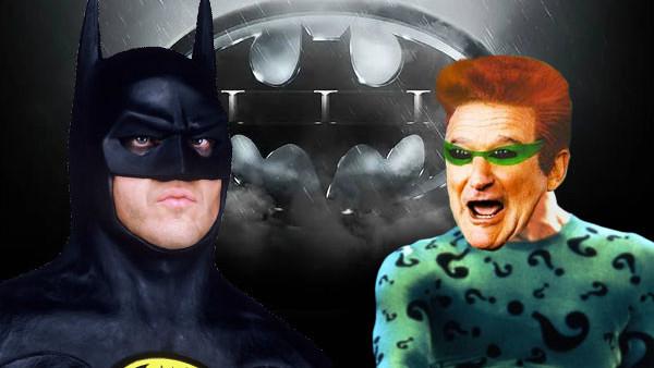Batman III Burton