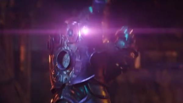 Infinity War Thanos Power Stone