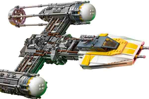 Y WING Lego 3