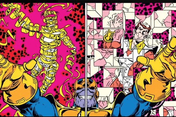 Thanos Eros