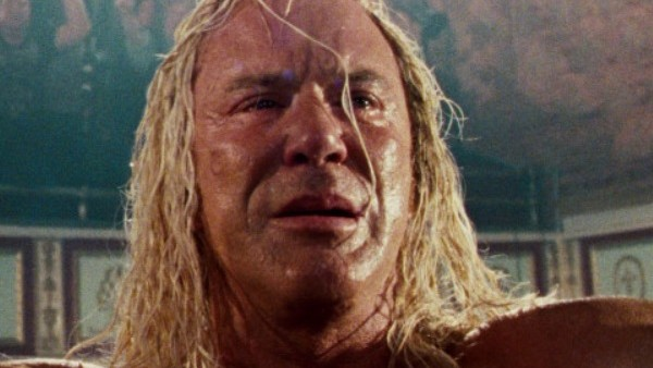 Image result for mickey rourke The wrestler