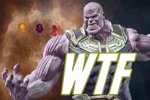Thanos WTF