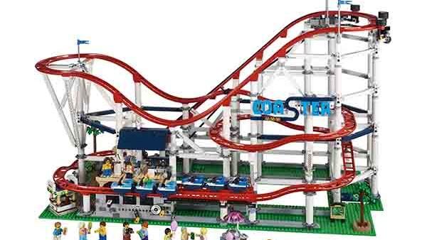 LEGO Coaster 4