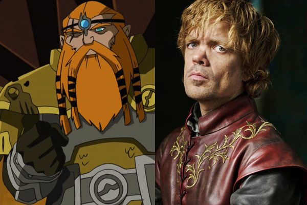 Eitri Peter Dinklage Game Of Thrones