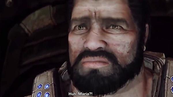 Gears Of War 3 Dom