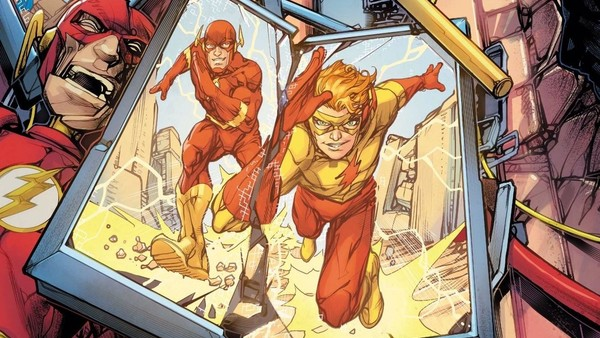 Flash War Photo