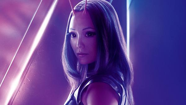 Avengers Infinity War Mantis