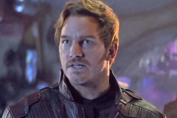 Star Lord Infinity War