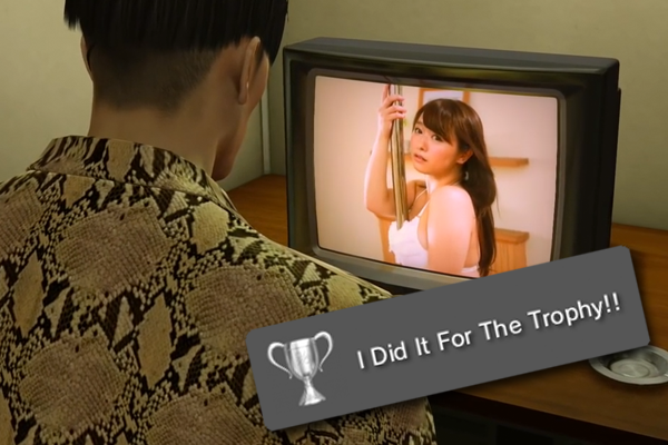 10 Video Game Achievements That Were Designed To Make You Feel Bad
