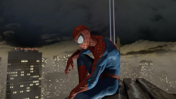 Amazing Spider-Man 2 game menace