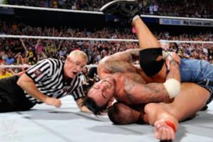 CM Punk John Cena