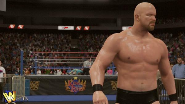 WWE 2K16 Steve Austin Showcase