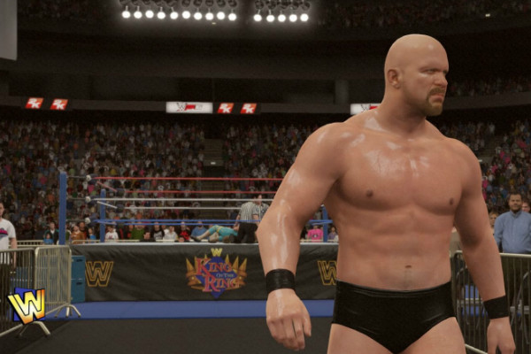 WWE 2K16 Steve Austin Showcase