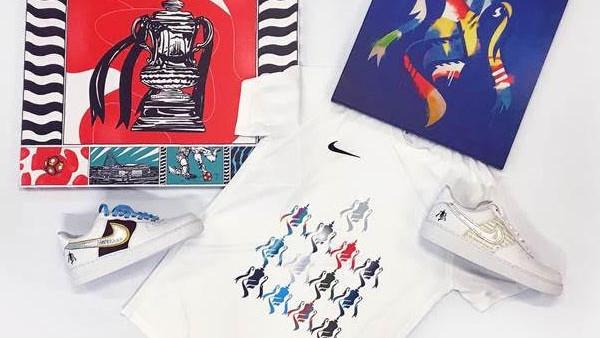 Nike FA Icons