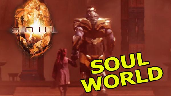 Soul World Infinity War