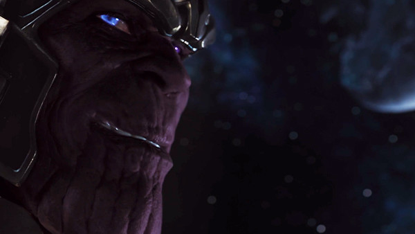 The Avengers Thanos