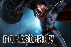 Superman Rocksteady