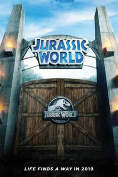 Jurassic World Ride Unviersal
