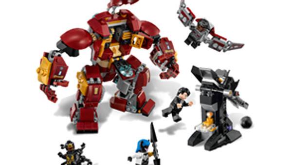 Infinity War LEGO