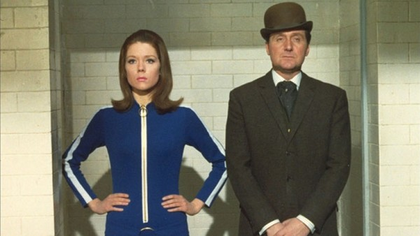 The Avengers John Steed Emma Peel