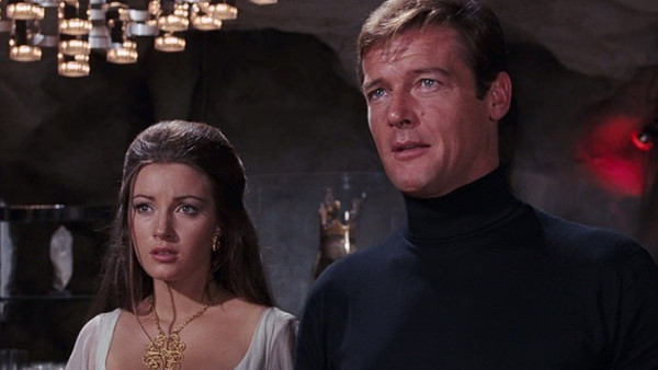 Live And Let Die Roger Moore Jane Seymour