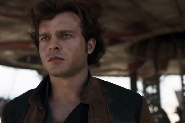 Han Solo A Star Wars Story Alden Ehrenreich