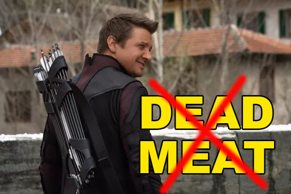Hawkeye Dead Meat