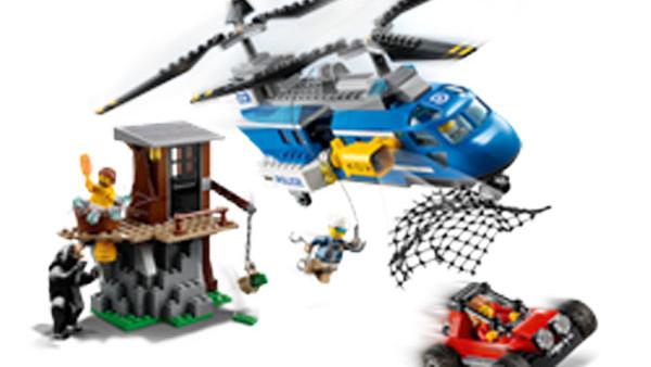 Rescue LEGO