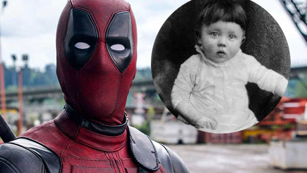 Deadpool Baby Hitler