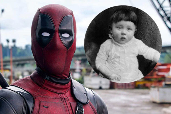 Deadpool Baby Hitler