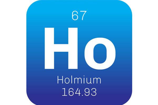 Holmium Symbol