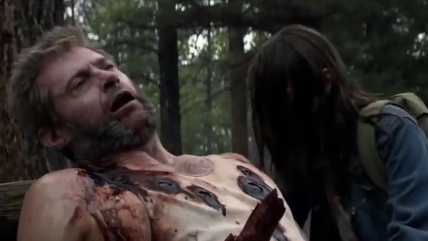 Logan Death