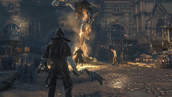 Bloodborne First Level