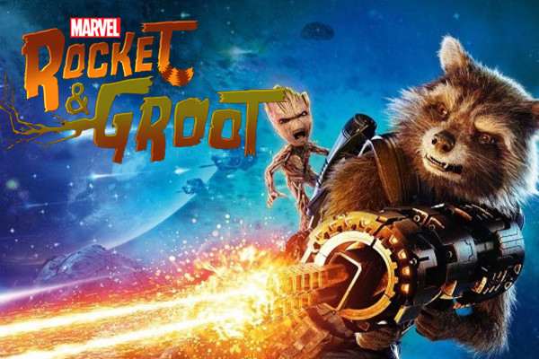 Rocket Groot Guardians Of The Galaxy Vol 2