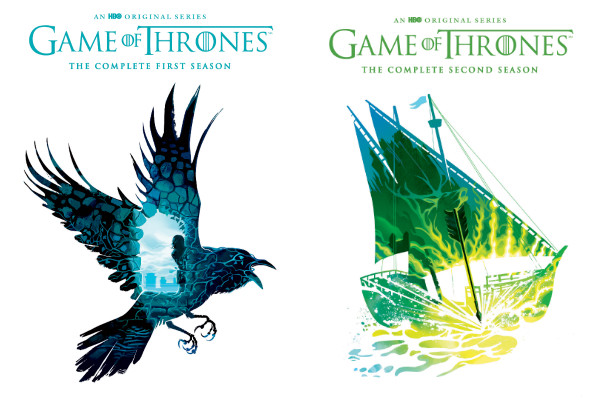 Game Of Thrones Boxset 1