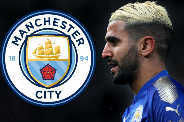Riyah Mahrez Man City