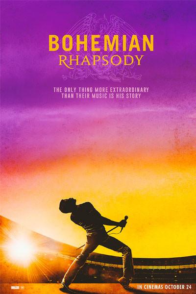 Bohemian Rhapsody Poster 1