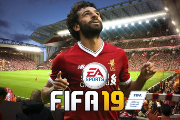 FIFA 19 Mo Salah