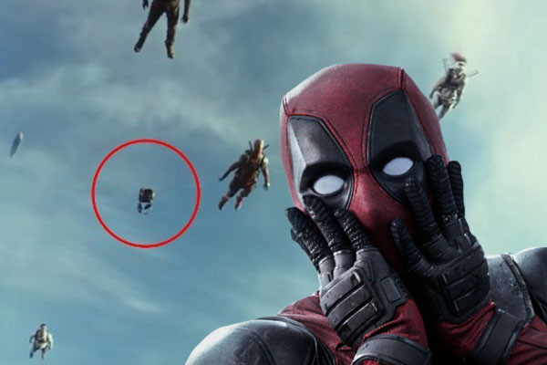 Deadpool 2 Vanisher