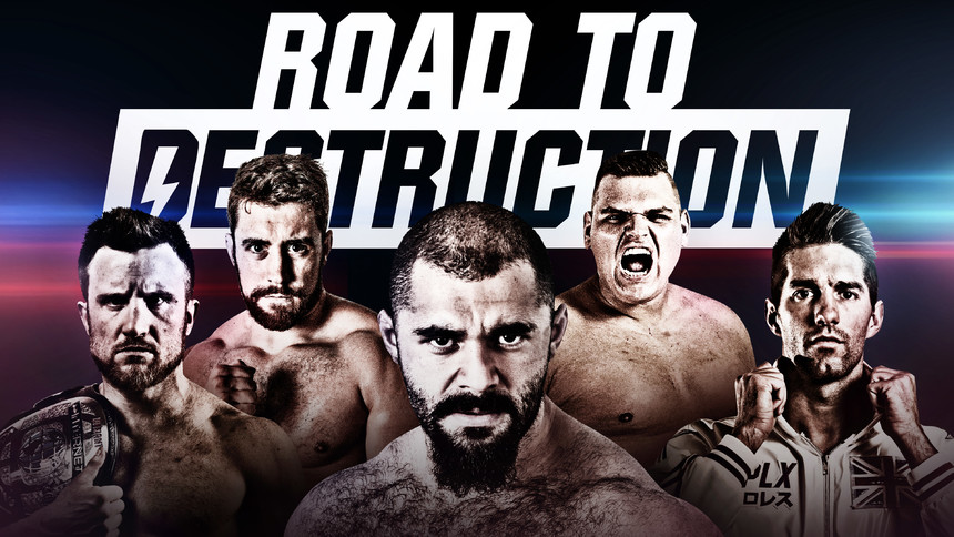 Road To Destruction: Full Card & How To Watch