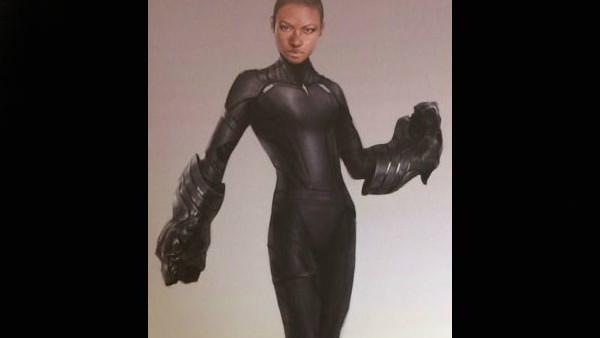Shuri Black Panther