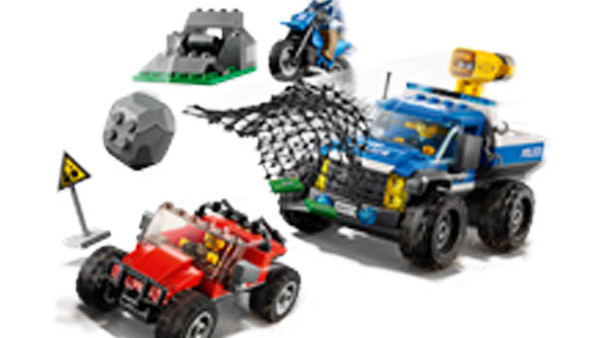 LEGO Dirt ROad