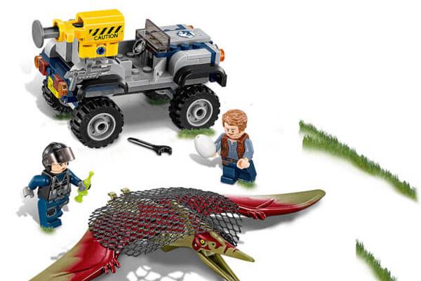 Jurassic World Pteradon
