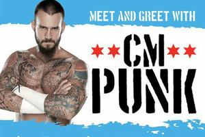 Cm Punk Meet And Greet